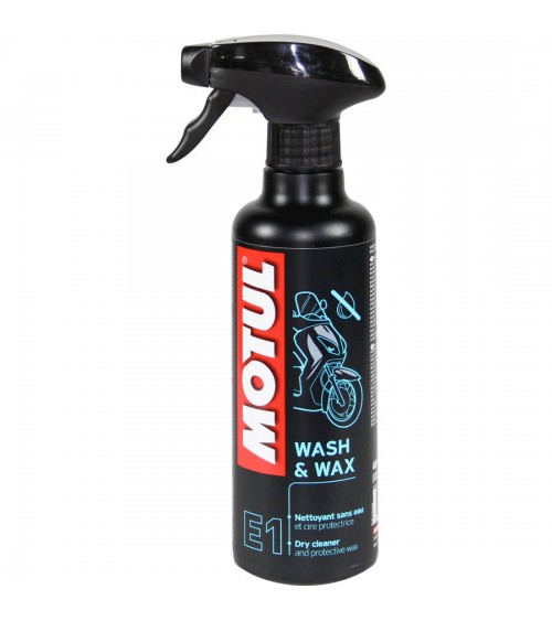 Motul MC Care E1 Wash And Wax