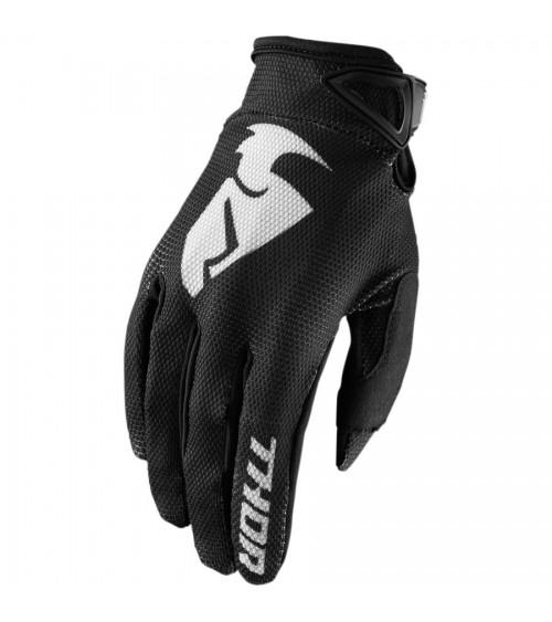 Thor Junior Sector Black Glove