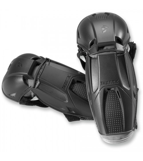 Thor Junior Quadrant Elbow Black Guard