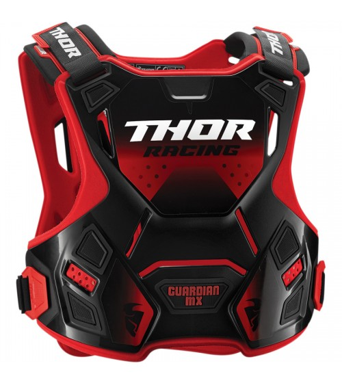 Thor Junior Guardian MX Black/Red