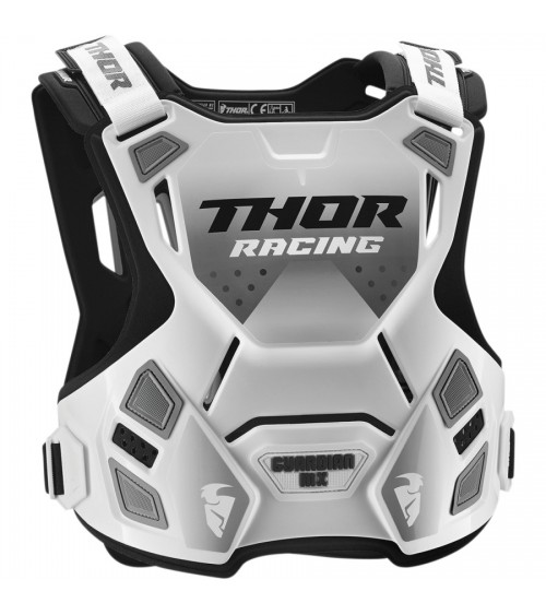Thor Junior Guardian MX White/Black