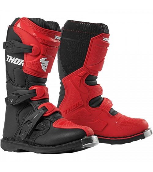 Thor Junior Blitz XP Red/Black