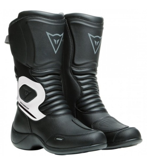 Dainese Aurora Lady D-WP Black/White Boot