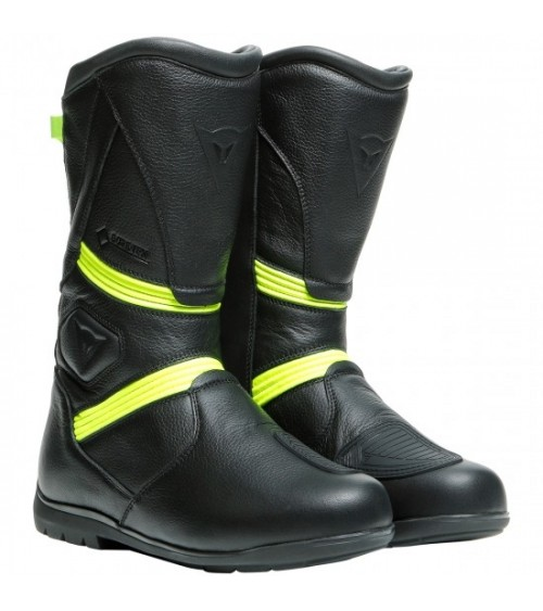 Dainese Fulcrum GT Gore-Tex Black/Fluo-Yellow Boot