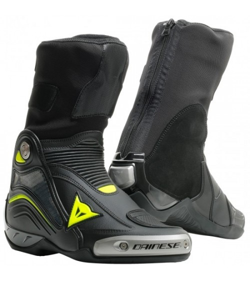 Dainese Axial D1 Black/Yellow-Fluo Boot