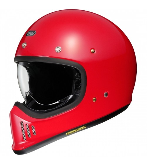 Shoei EX-Zero Shine Red