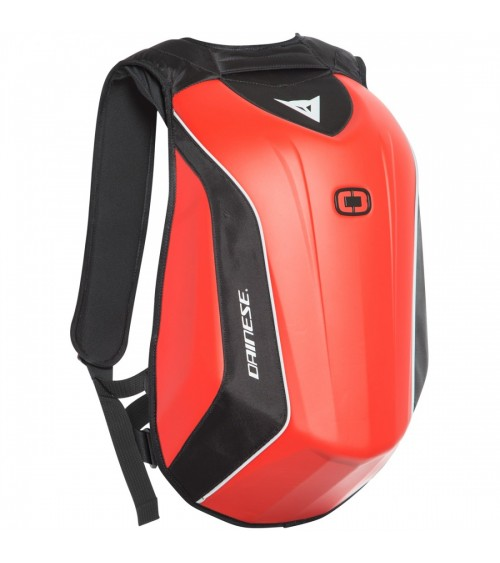 Dainese D-Mach Fluo-Red Bag