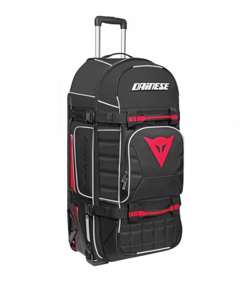 Dainese D-Rig Wheeled Stealth-Black Bag