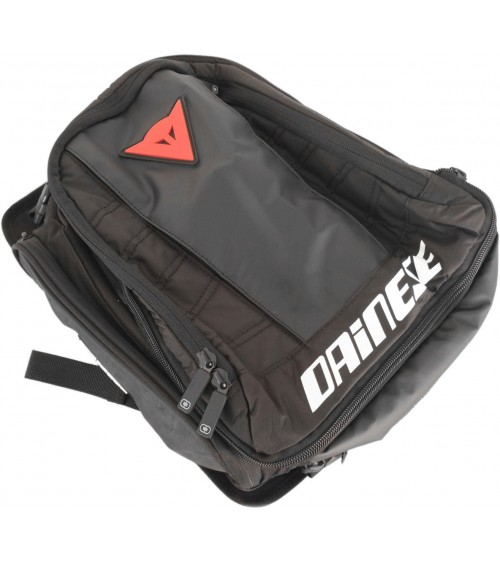 Dainese D-Tail Motorcycle Black Bag