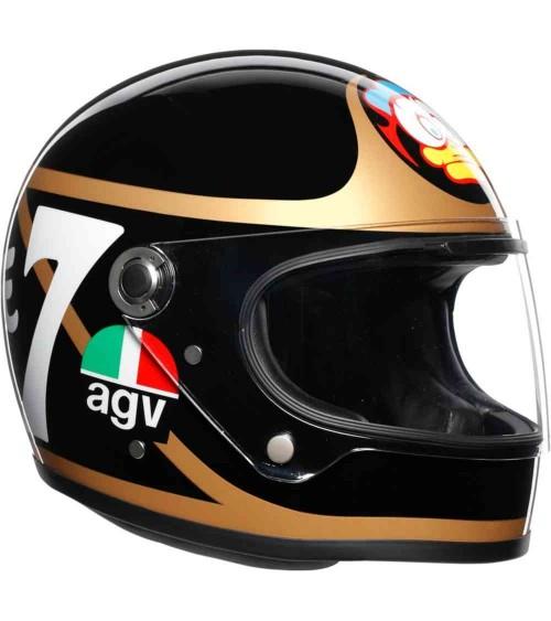 AGV Legends X3000 Barry Sheene