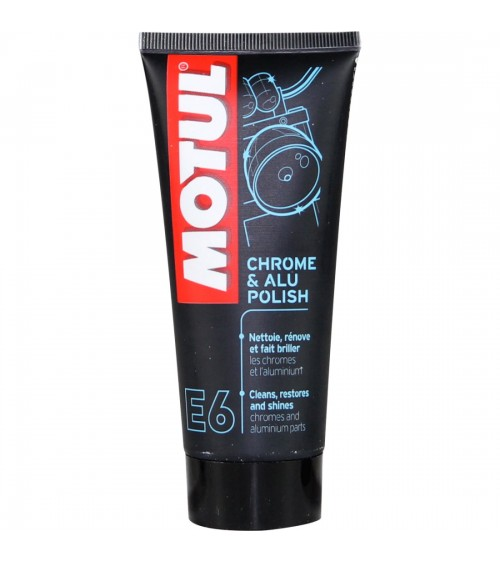 Motul MC Care E6 Chrome And Alu Polish