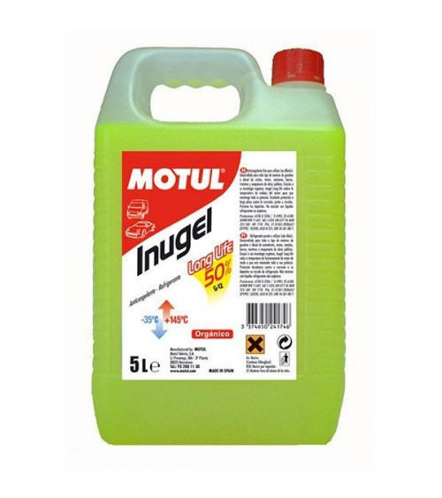 Motul Inugel Long Life 50% 5L